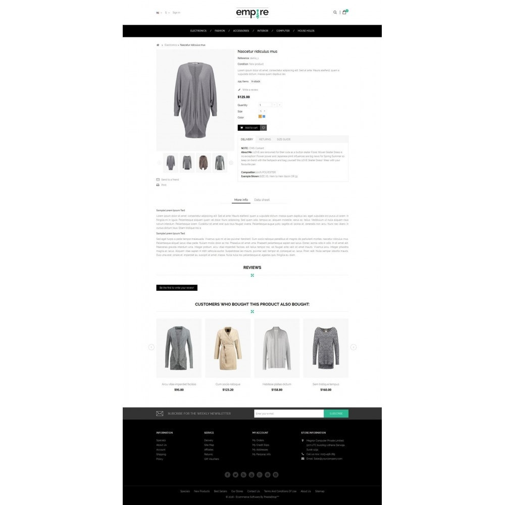 theme - Mode & Schoenen - Empire Shop - 5