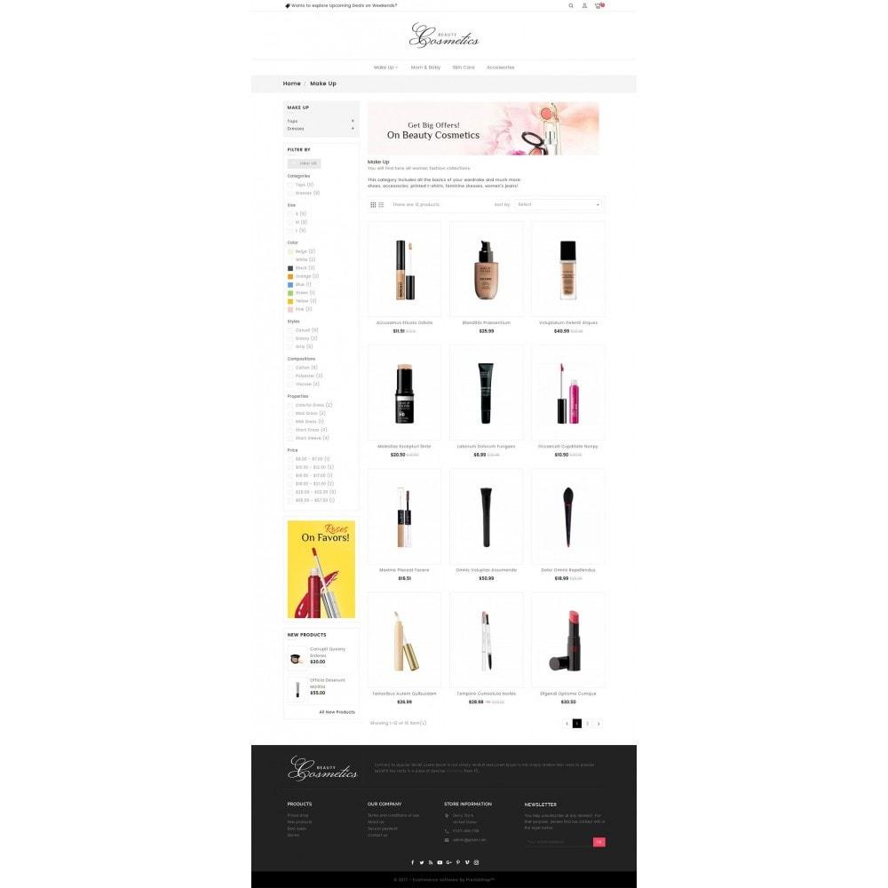 theme - Gesundheit & Schönheit - Cosmetics Store - 3
