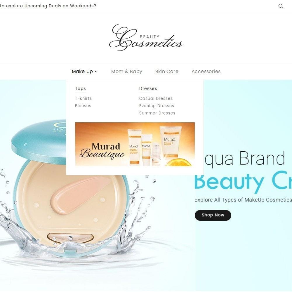 theme - Здоровье и красота - Cosmetics Store - 8