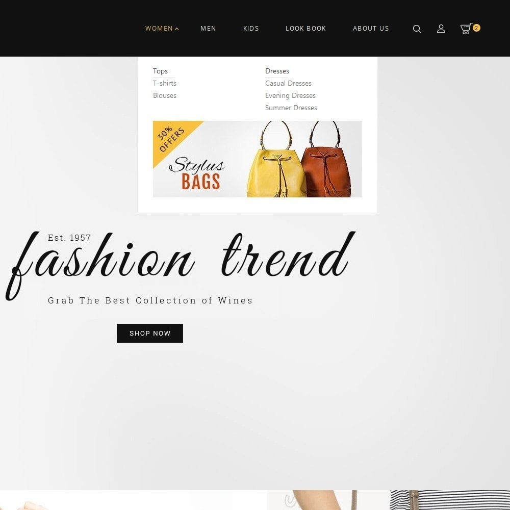 theme - Mode & Schuhe - Fashion Bag Store - 9