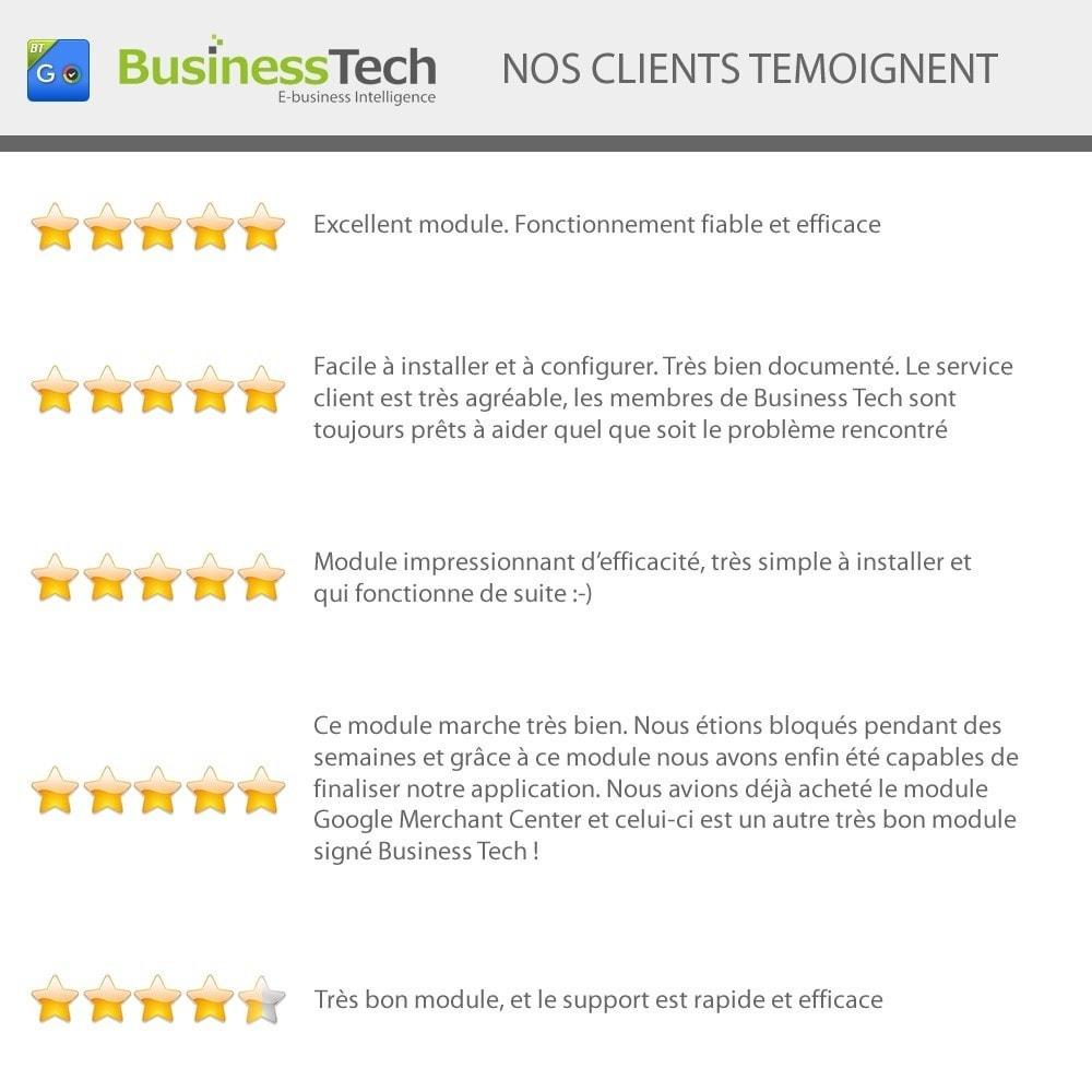 module - Fidélisation & Parrainage - Google Customer Reviews - 2