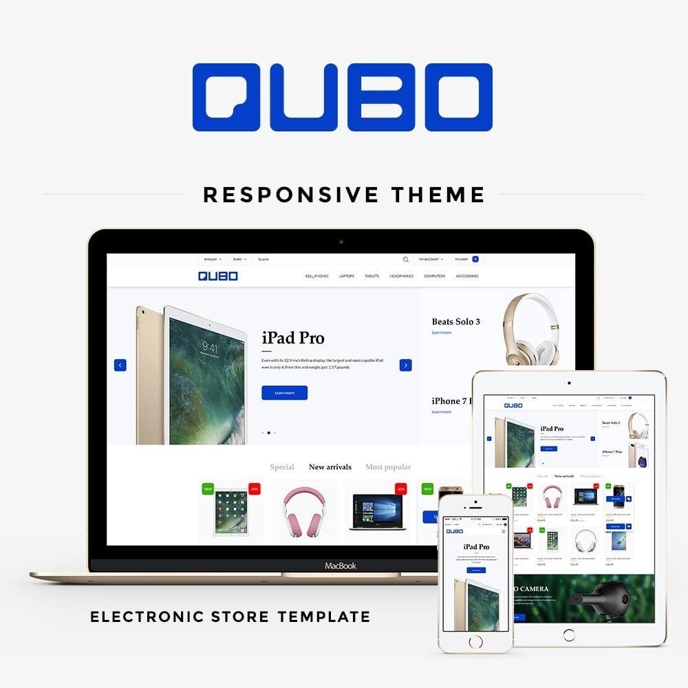 Qubo - High-tech Shop