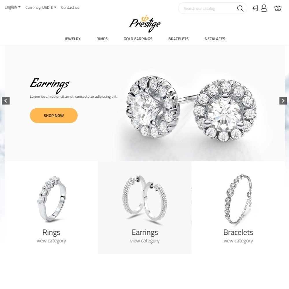 theme - Jewelry & Accessories - Prestige - 2