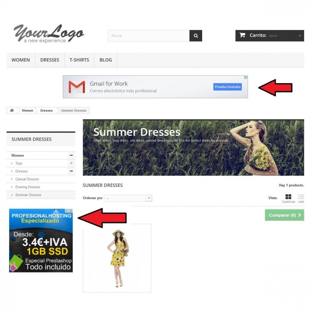 module - Płatne pozycjonowanie & Afiliacja - Easy Google Adsense - 6