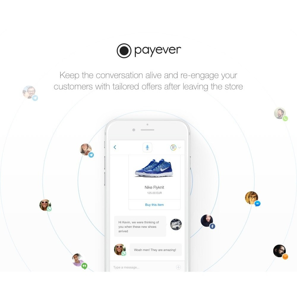 module - Payment by Card or Wallet - payever - Credit Card, Invoice, ELV, Installments - 2