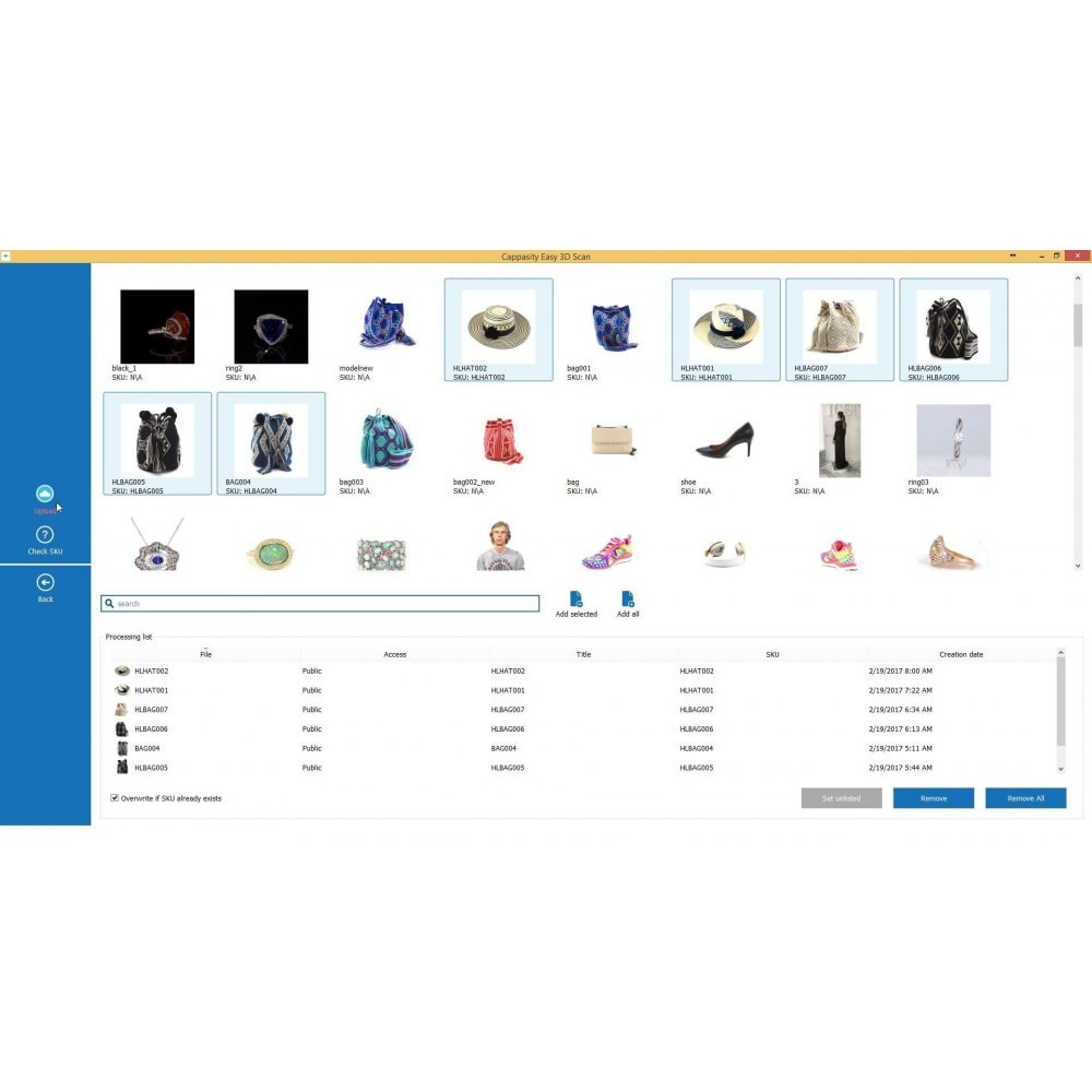 module - Visual Products - Cappasity 3D and 360 Product Viewer - 7