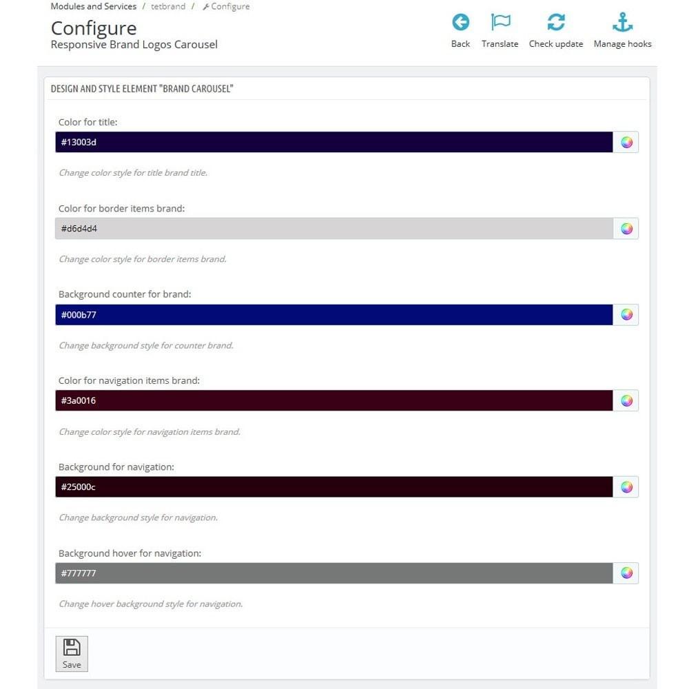 module - Marcas & Fabricantes - Responsive Brand Logos Carousel - 7