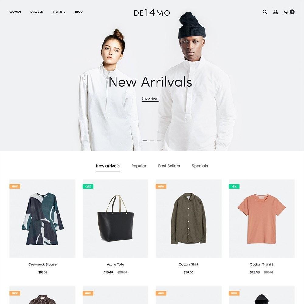 theme - Fashion & Shoes - mlc14 - A Unique and Modern e-Commerce - 2