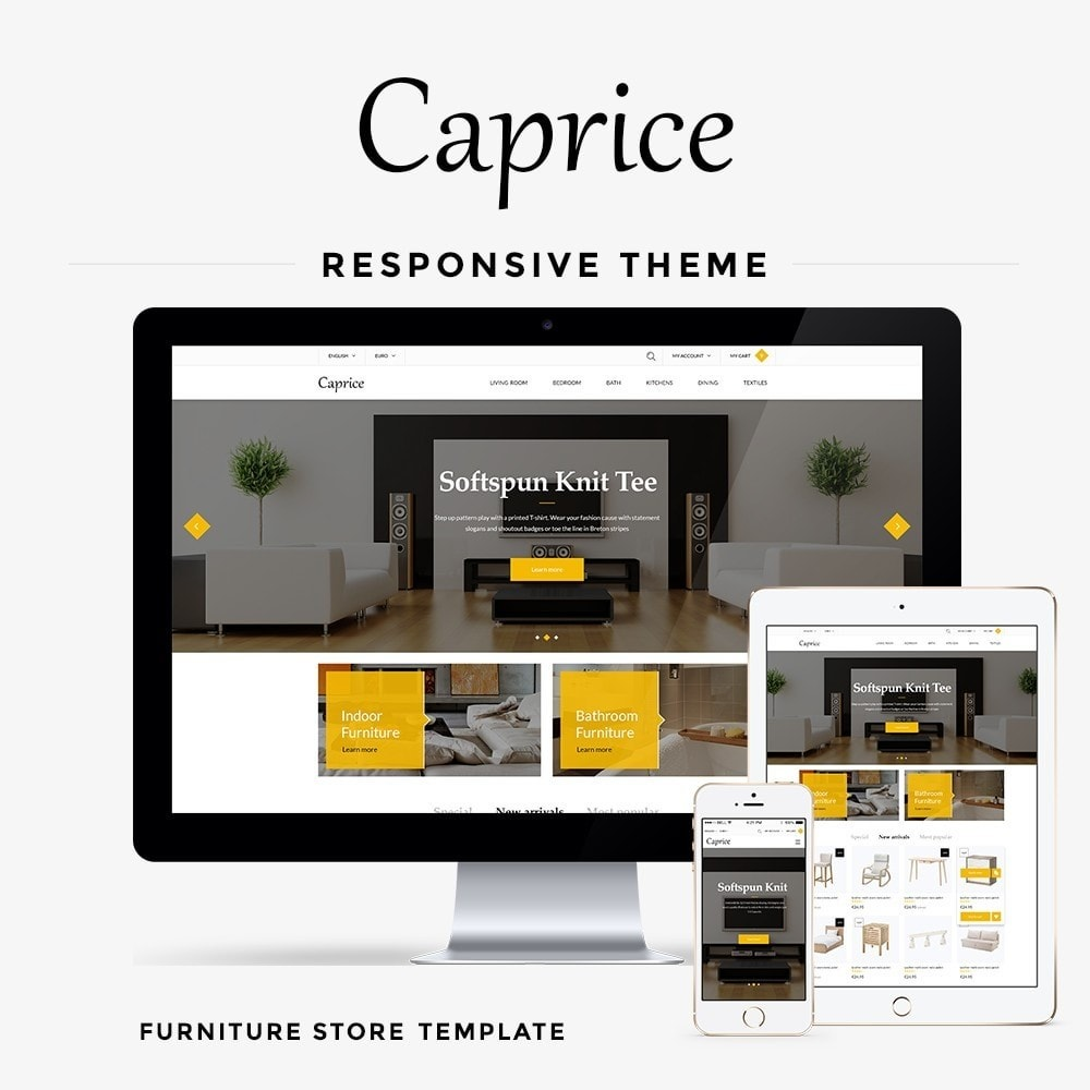 theme - Casa & Jardins - Caprice - 1