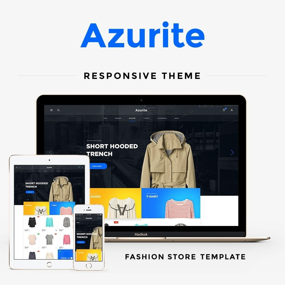 Azurite Fashion Store