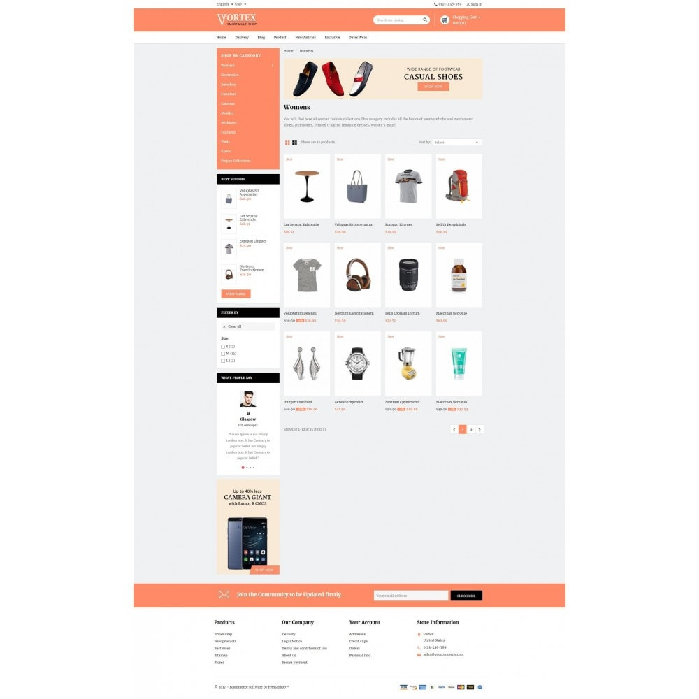 theme - Moda y Calzado - Vortex Smart Multishop - 3