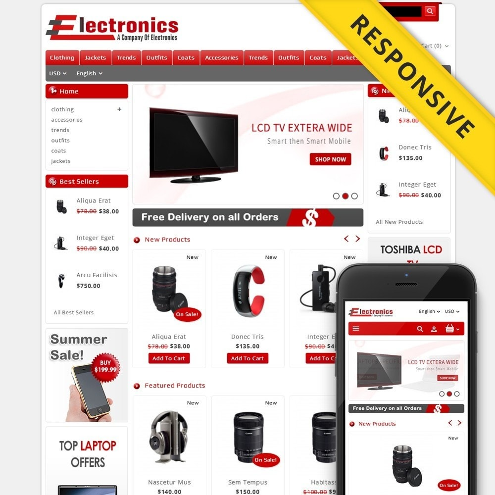 Electronics - Multipurpose Store