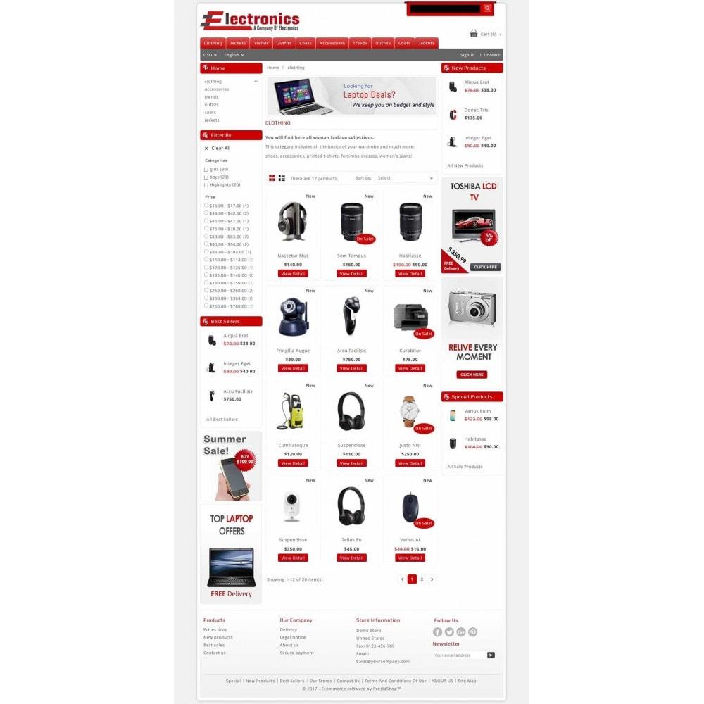 Electronics - Multipurpose Store