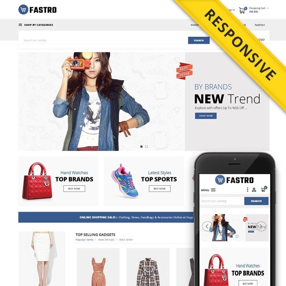 Fastro - Apparel Store
