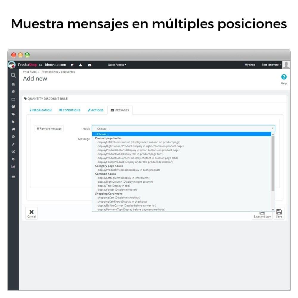 module - Promociones y Regalos - Promociones y descuentos (3x2, rebajas, ofertas, packs) - 4