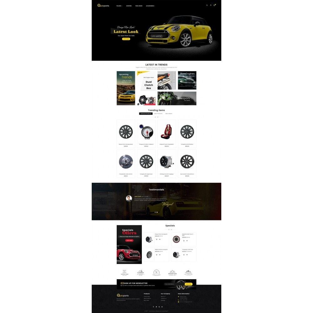 theme - Авто и Мото - Auto Parts - 2