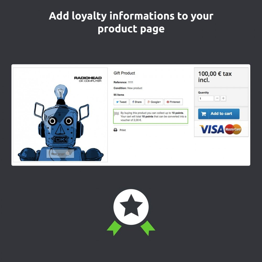 module - Empfehlungs- & Kundenbindungsprogramme - Advanced Loyalty Program: Loyalty Points - 3