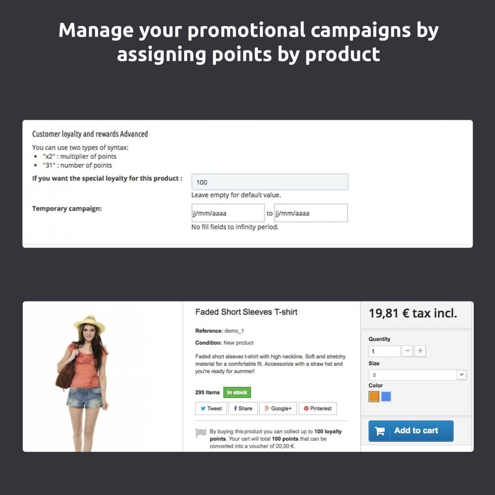 module - Loyaliteitsprogramma - Advanced Loyalty Program: Loyalty Points - 5