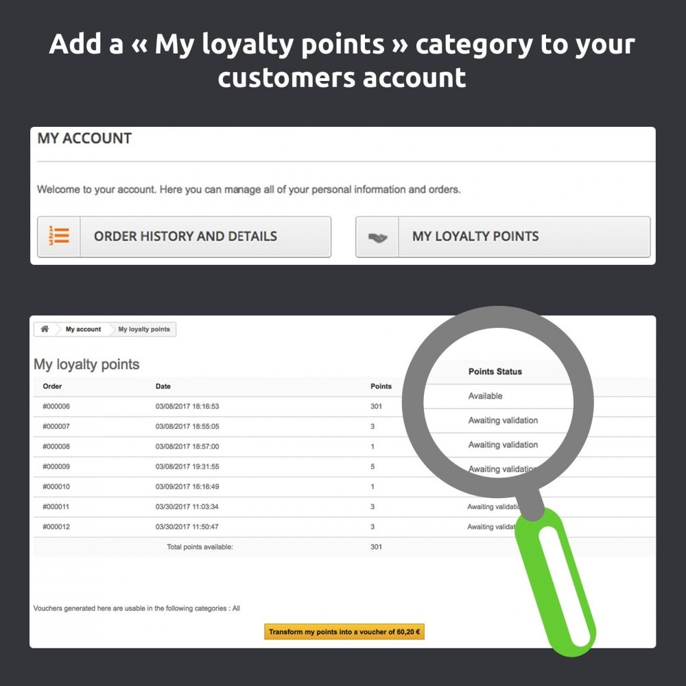 module - Referral & Loyalty Programs - Advanced Loyalty Program - 1.5, 1.6 & 1.7 - 8
