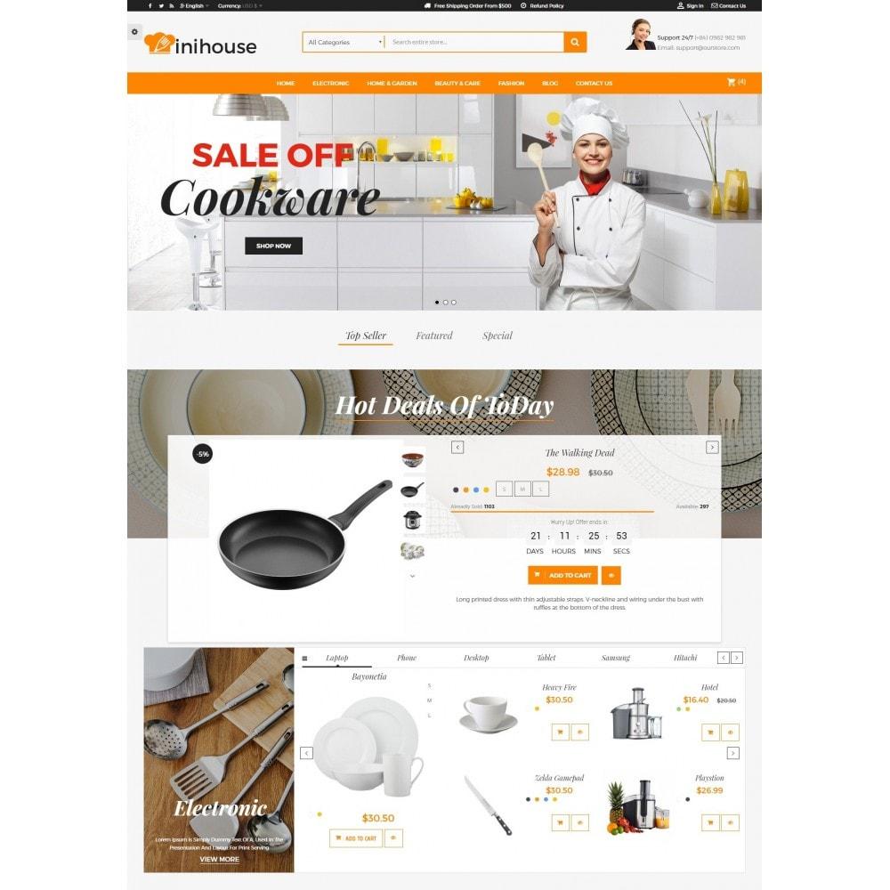 MiniHouse Home Kitchen