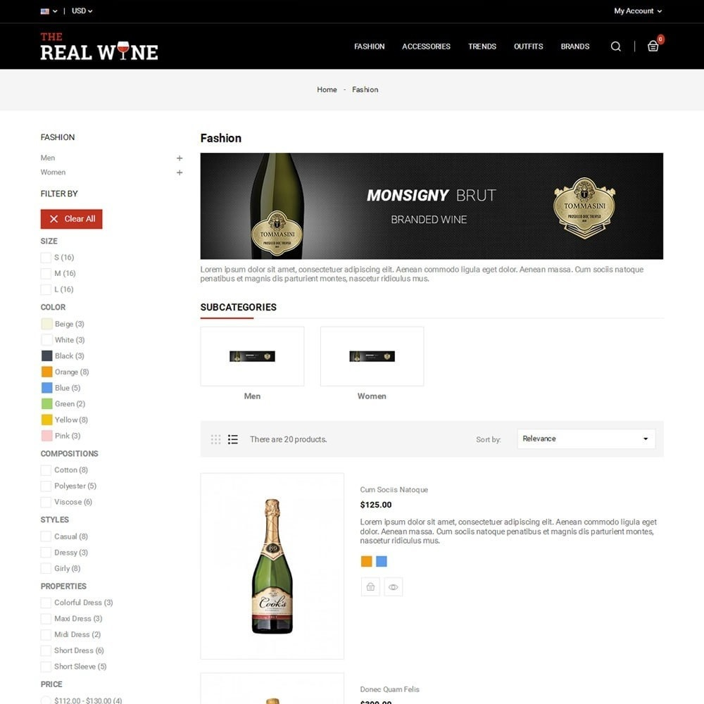 theme - Bebidas & Tabaco - The Real Wine Store - 4