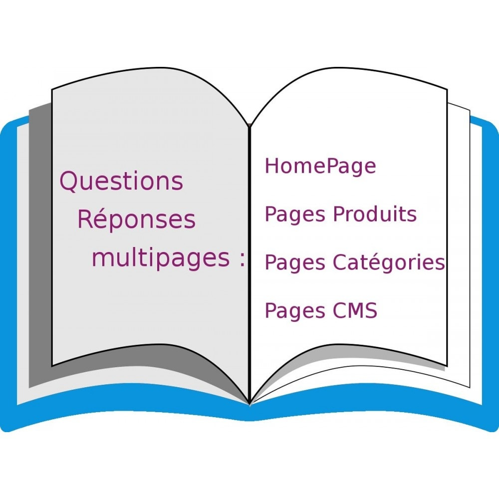 module - SEO (référencement naturel) - Questions Réponses multipages pour le SEO - 2