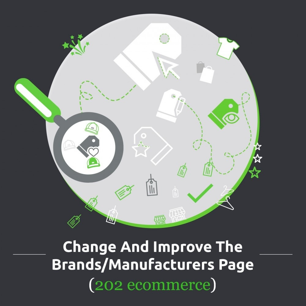 module - Бренды и производители - Change And Improve The Brands / Manufacturers Page - 1