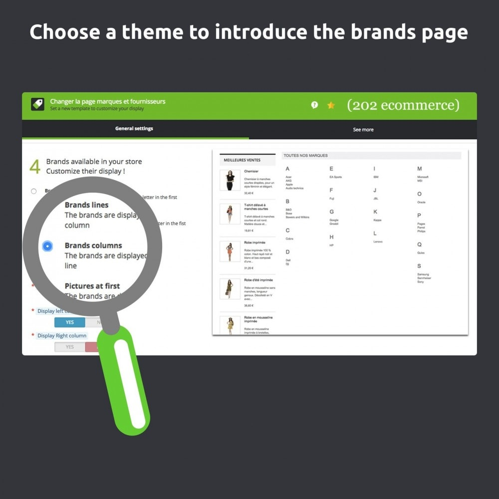 module - Brands & Manufacturers - Change And Improve The Brands / Manufacturers Page - 2