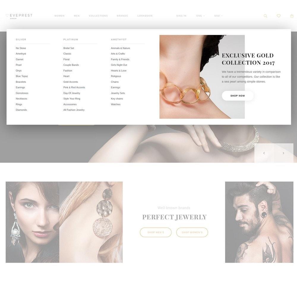 EvePrest Jewelry - Jewelry Online Store