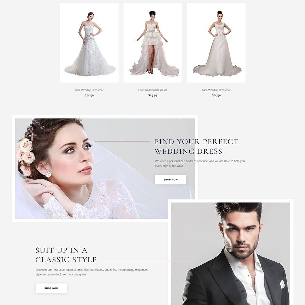 theme - Gifts, Flowers & Celebrations - EvePrest Wedding - Wedding Online Store - 6