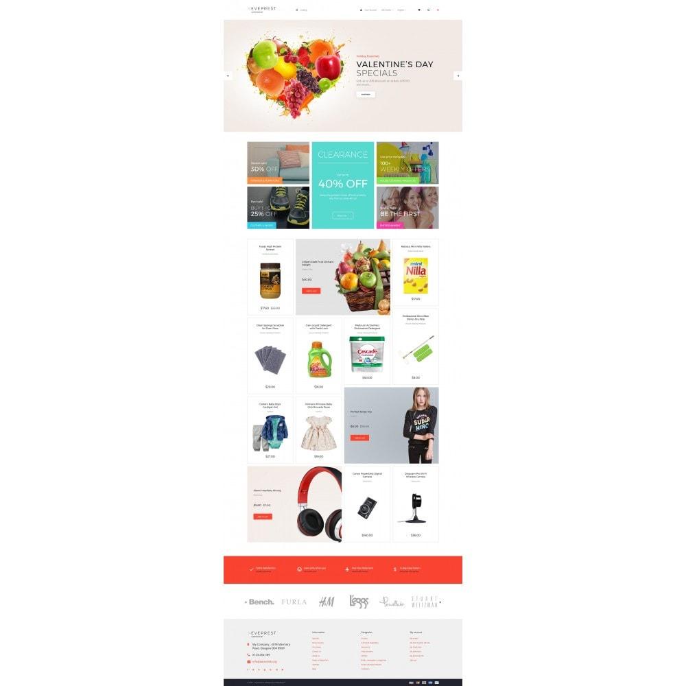 theme - Żywność & Restauracje - EvePrest Supermarket - Supermarket Online Store - 3