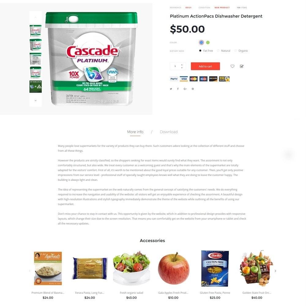 theme - Żywność & Restauracje - EvePrest Supermarket - Supermarket Online Store - 7