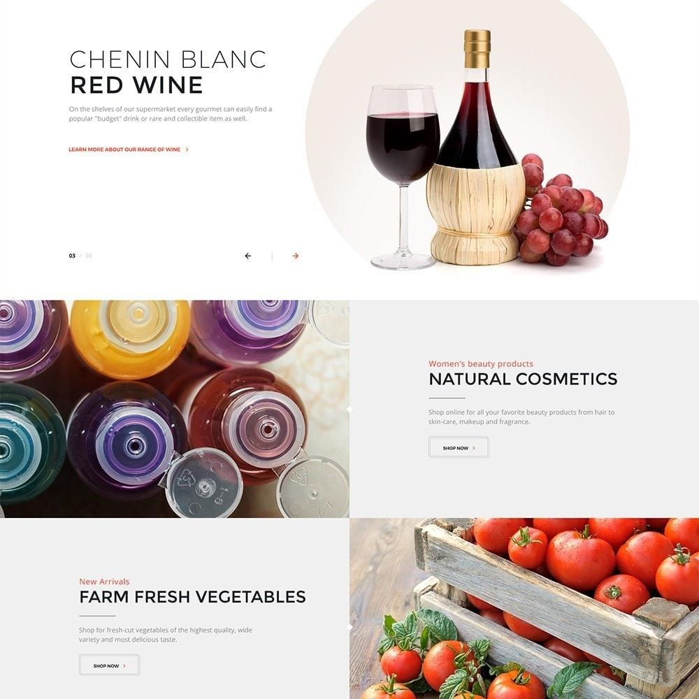 theme - Żywność & Restauracje - EvePrest Supermarket - Supermarket Online Store - 8