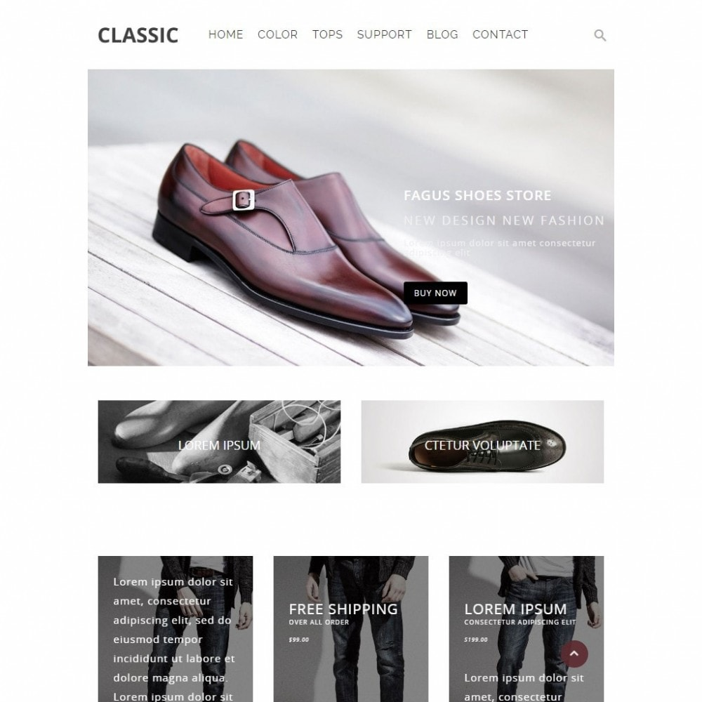 theme - Mode & Chaussures - UP Fagus Shoes Store - 5
