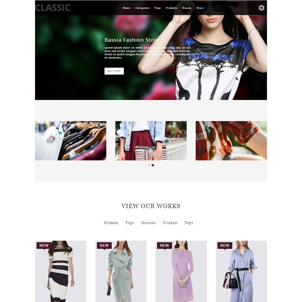 theme - Moda & Obuwie - Bassia Fashion Store - 4
