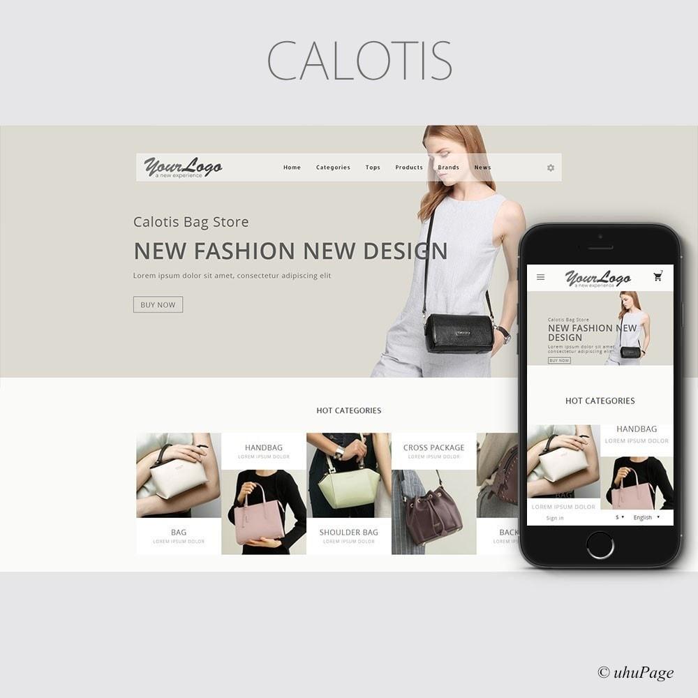Calotis Bag Store