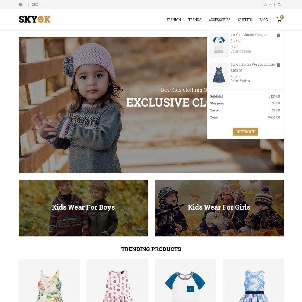 theme - Kinderen & Speelgoed - Skyok Kids Store - 7