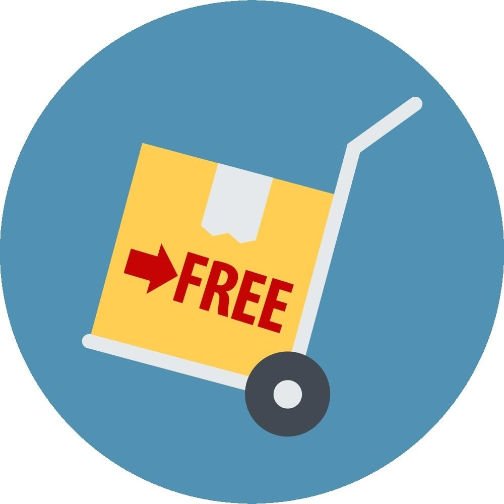 module - Frais de port - Free Product Delivery Manager - 3