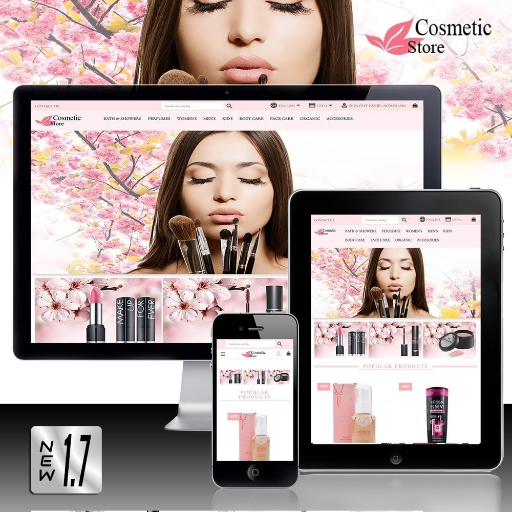 Cosmetic Store