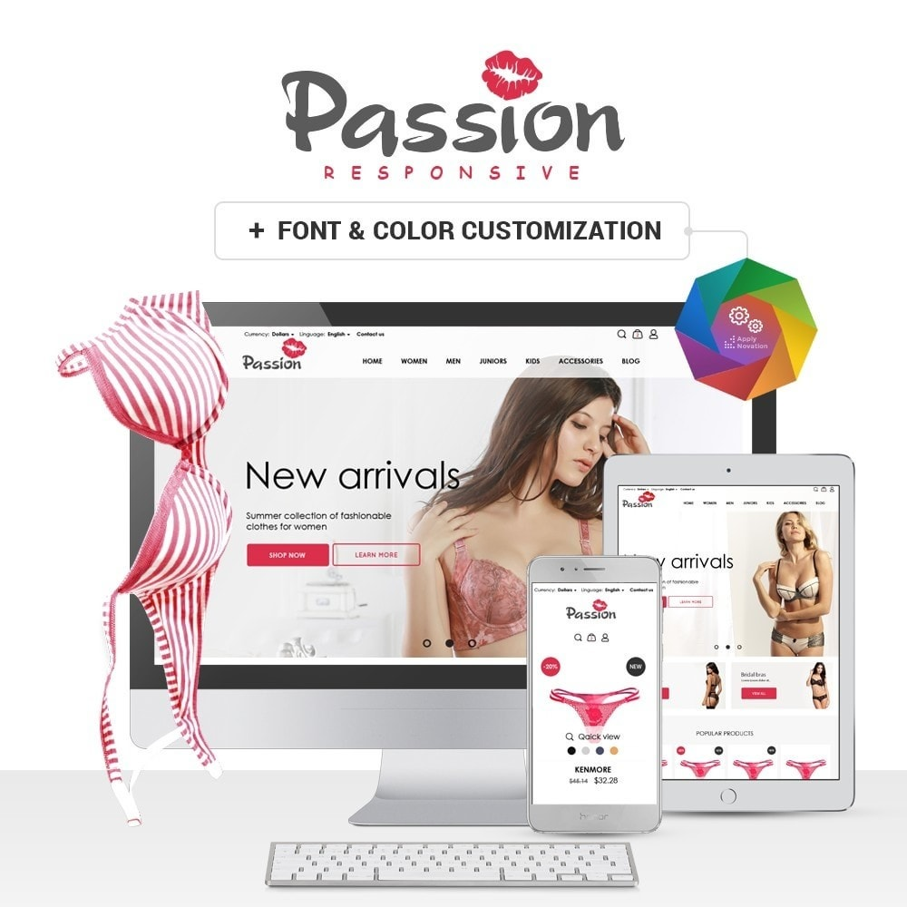 Passion - Lingerie Shop