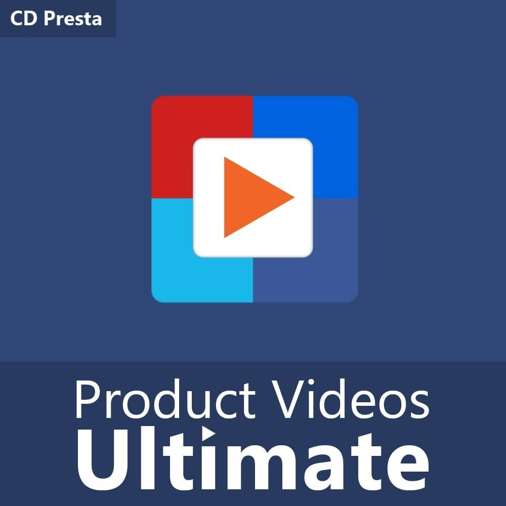 module - Видеоролики и Музыка - Product Videos Ultimate for YouTube, Vimeo, and more - 1