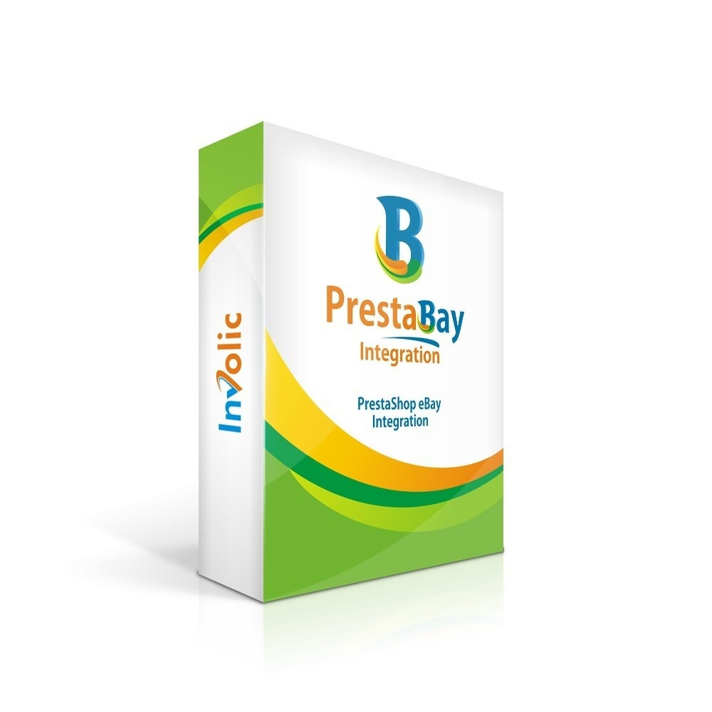 module - Marketplaces - PrestaBay — eBay Marketplace Integration - 1