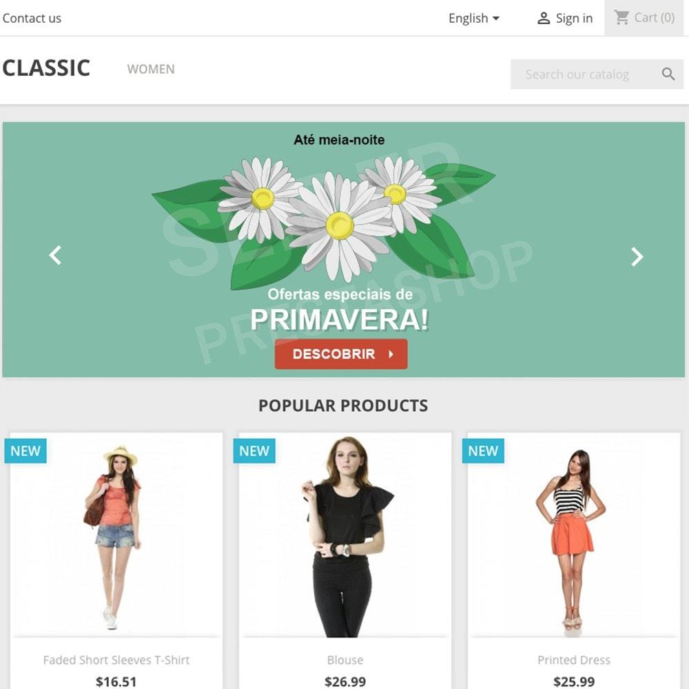 other - Imagens - Promoções on-line - 5 Designs Promocionais - Primavera - 1.7 - 2