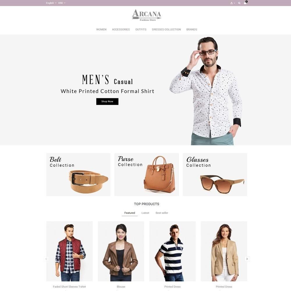 Arcana Fashion Store