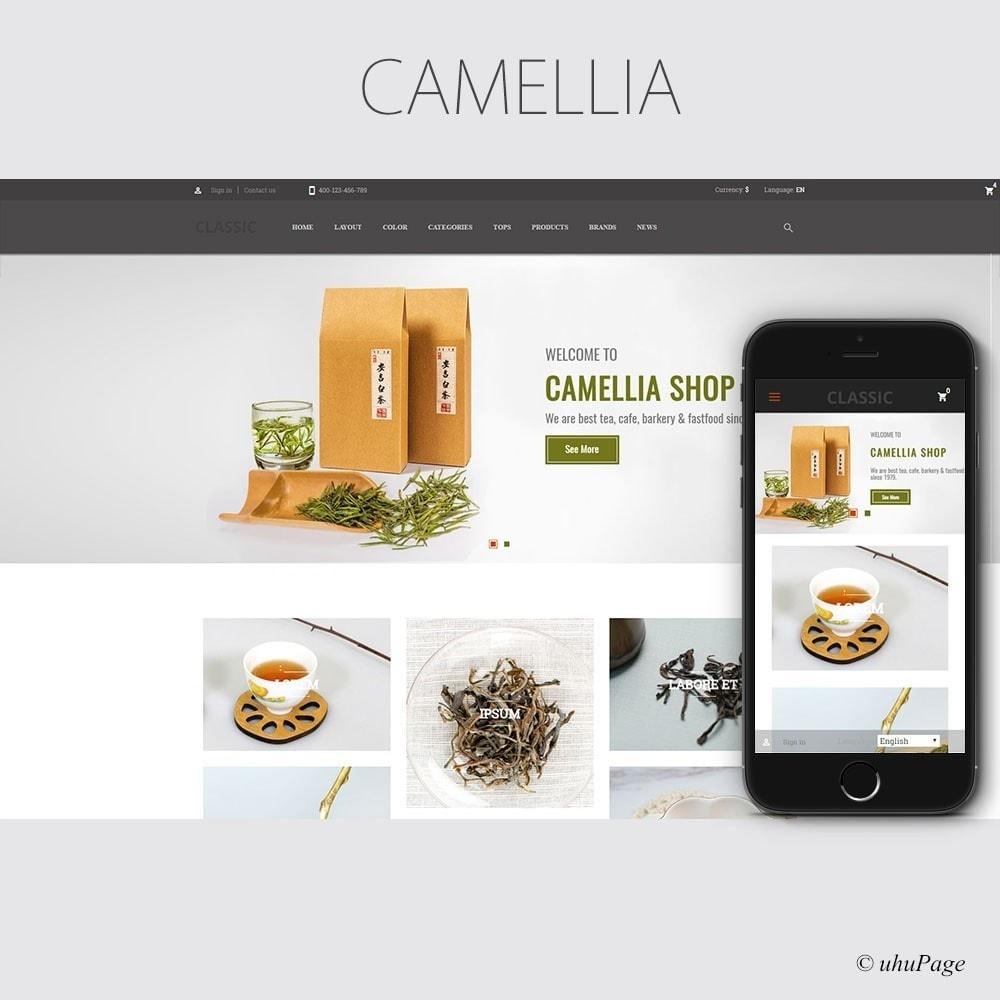 Camellia Tea Store