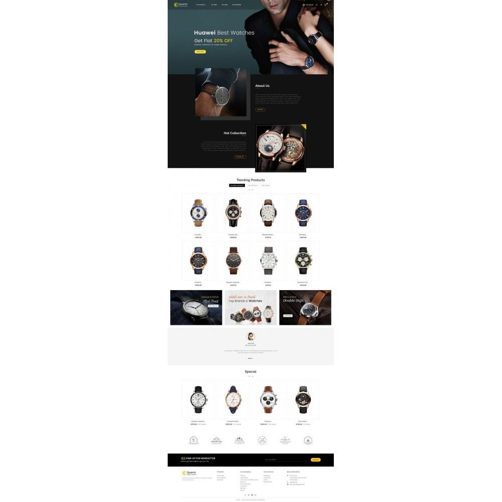 theme - Jewelry & Accessories - Quartz Watch Store - 2