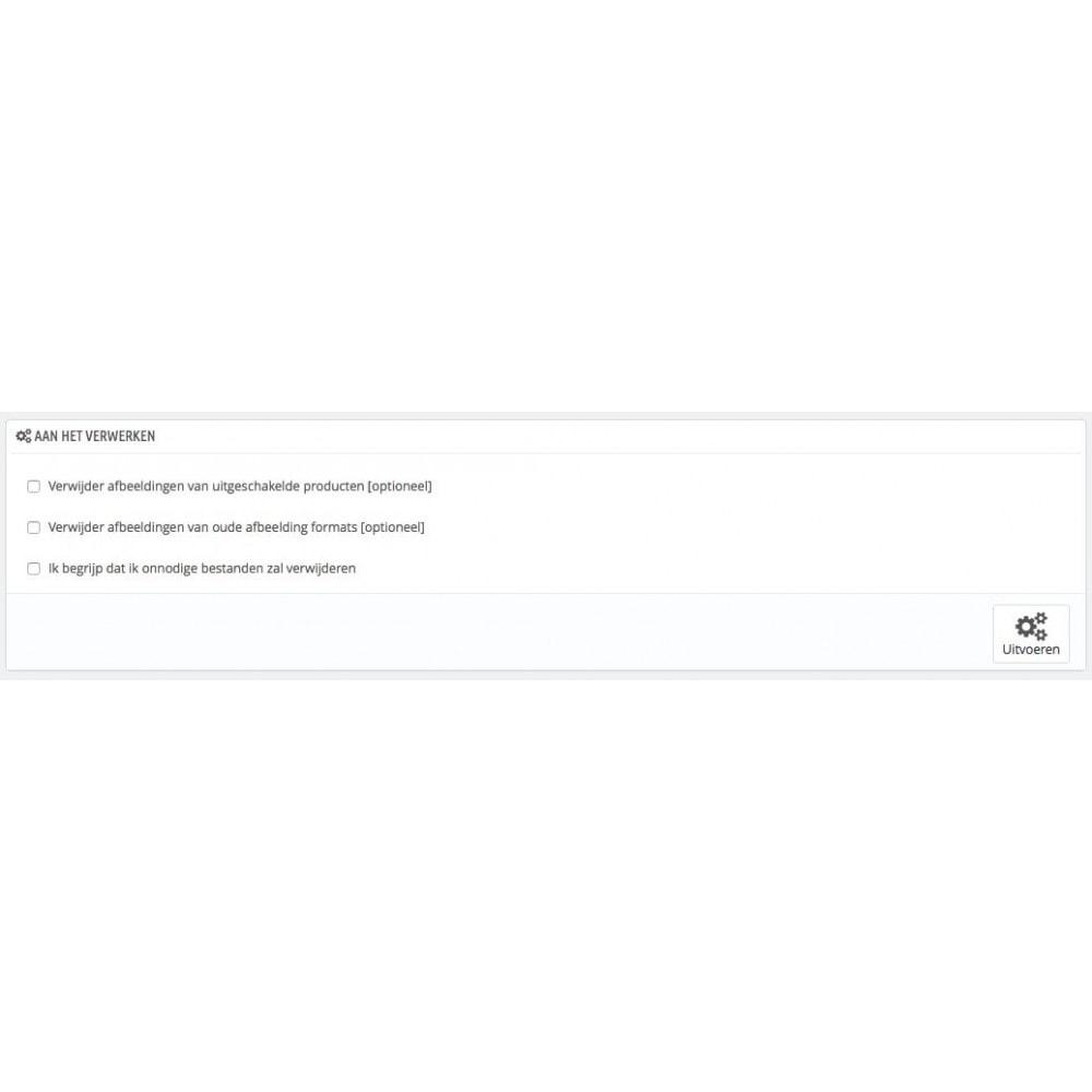 module - Website performantie - Verwijder onnodige product afbeeldingen - 2
