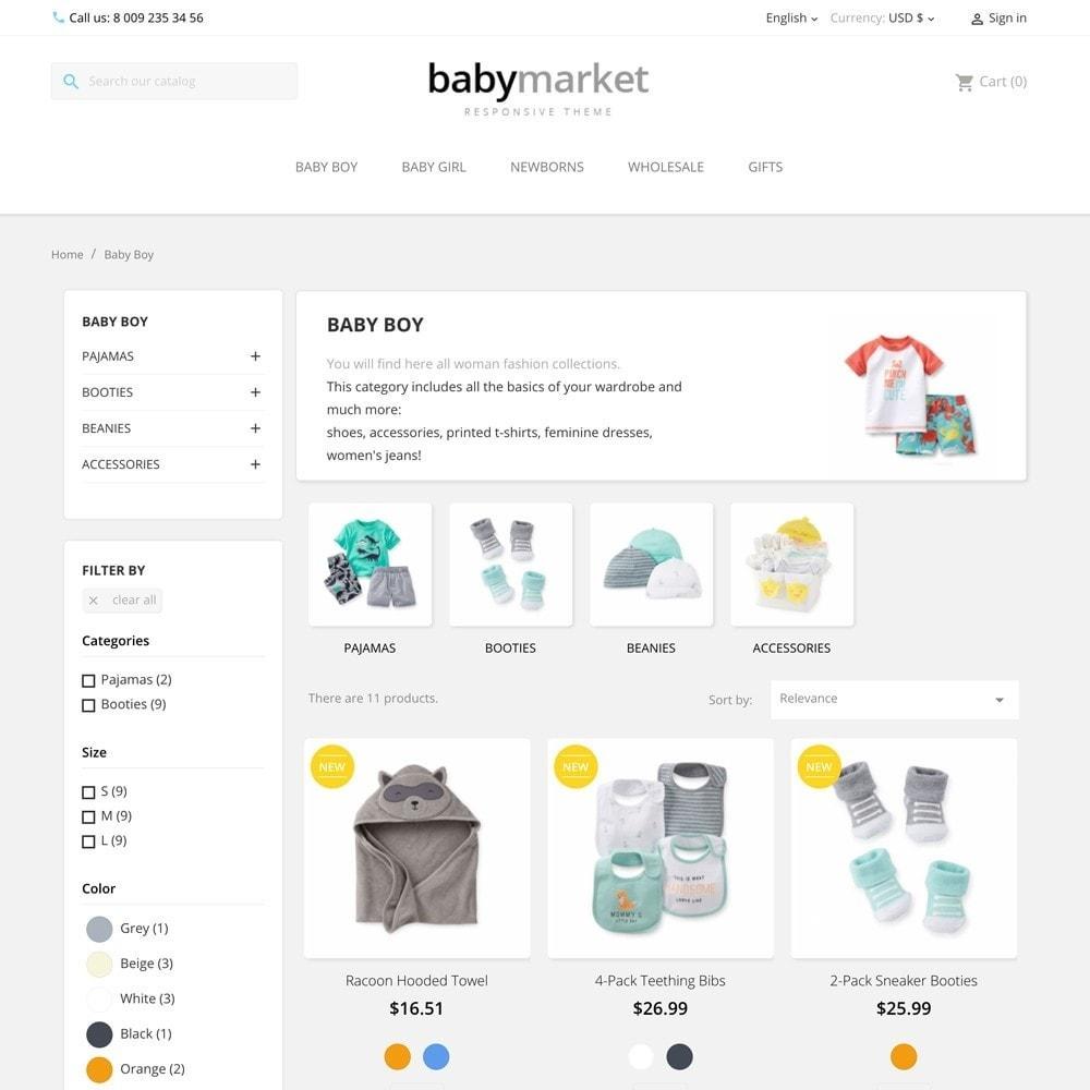 theme - Kinderen & Speelgoed - BABYMARKET - 4