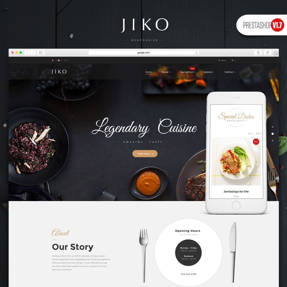 JiKo Food & Drink