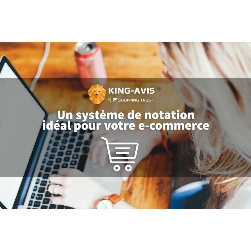 module - Kundenbewertungen - King-Avis : Collect reviews - 1